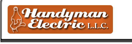 Handyman Electric, LLC Logo